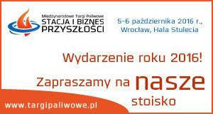 Targi Paliwowe we Wrocławiu