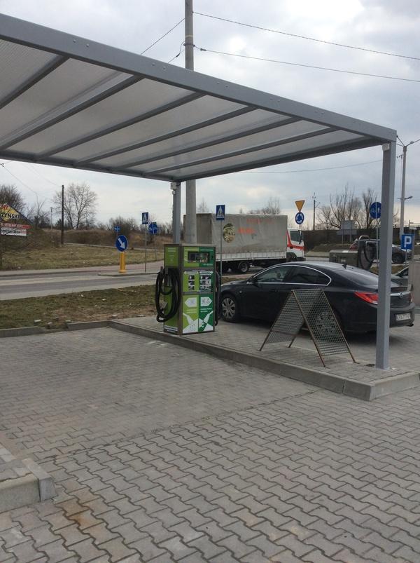 Kolejna maszyna już w Staszowie.