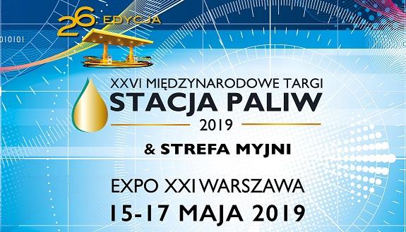 Już w maju zapraszamy na Międzynarodowe Targi Stacja Paliw & Strefa Myjni w Warszawie